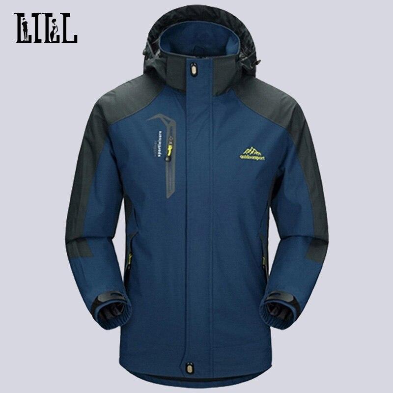 Spring Casual Man Jackets Men Windbreaker Women Waterproof Windproof Rain Coat Trekking Men s Jacket Mens