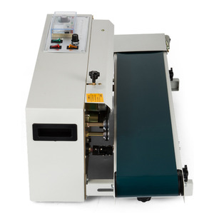 Image 5 - Bespacker FR 900W Автоматическая непрерывная машина для запечатывания полиэтиленовых пакетов