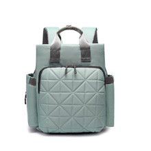 New Fashion Mummy Backpack Waterproof For Travel Outdoor Maternity Bags Pocket Nurse Organizer Baby Things Maternity Goods wanna be позолоченная моносерьга 3 звена wanna be