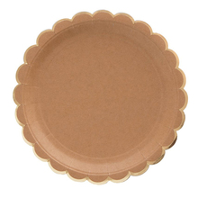Cowhide Paper Plates Solid Color Round Disposable  sc 1 st  AliExpress.com & Buy quality disposable plates and get free shipping on AliExpress.com