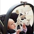 Nuevo Conejo de la música del bebé colgando cama de Campana de Mano del juguete de Peluche De Juguete Multifuncional Cochecito asiento de seguridad de la felpa Móvil Regalos Envío Libre