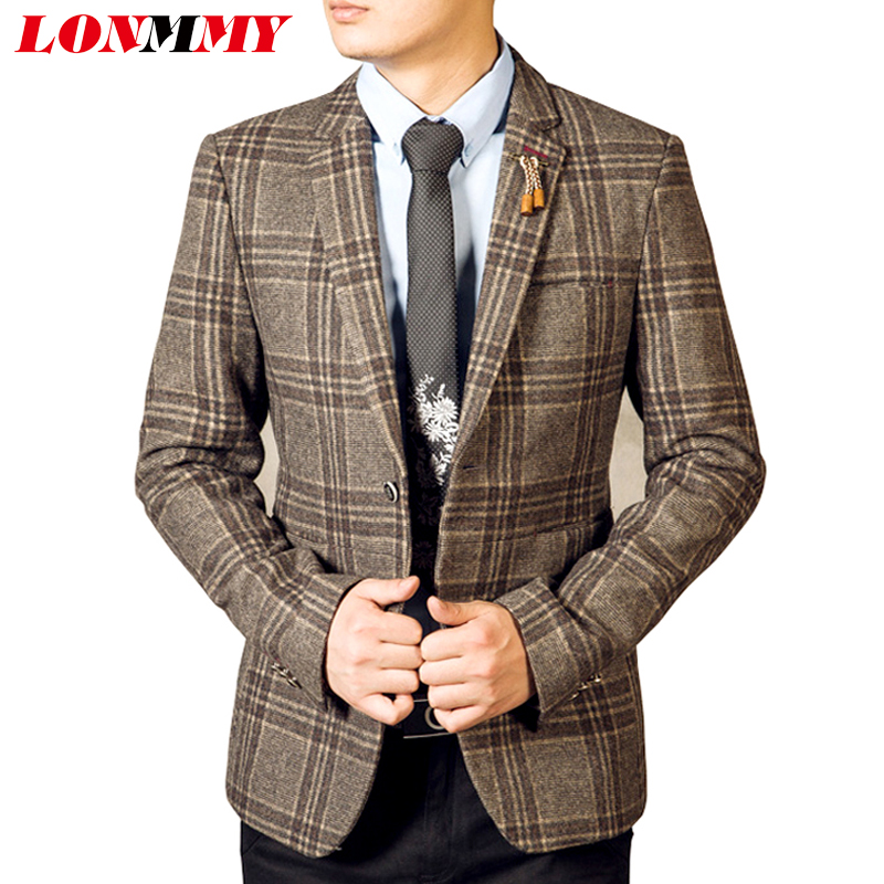 Online Get Cheap Plaid Suit Jacket -Aliexpress.com | Alibaba Group