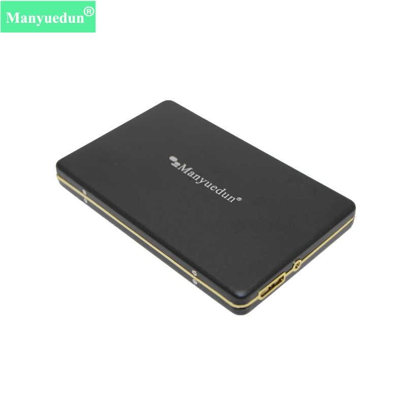 """3.0 חיצוני כונן קשיח 80GB 120GB 160GB 250GB 320GB 500GB ITB USB2.0 HDD 2.5 """"מחשב שולחני נייד קשיח כונן דיסק"""