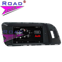Wanusual 1G 16GB Quad Core Android 4 4 Car DVD Player For Audi A4 A5 Q5