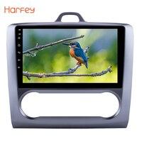Harfey для 2004 2005 2006 2007 2008 2011 Ford Focus Exi на gps навигации 10,1 2DIN Android 6,0 сенсорный экран Quad core радио автомобиль