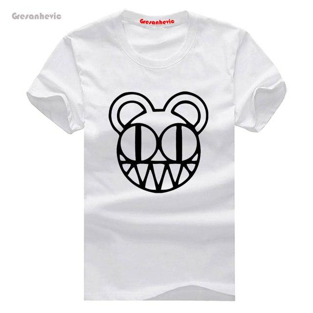 b423b1a0de2a Radiohead Modified Bear New Fashion Man T-Shirt Cotton O Neck Mens Short  Sleeve Mens tshirt Male Tops Tees Wholesale