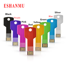 50 шт./партия, форма ключа, usb флеш-накопитель, накопитель 128 Мб, 4 ГБ, 8 ГБ, 16 ГБ, 32 ГБ, флешка, карта памяти, Пользовательский логотип(Оставьте сообщение для цвета
