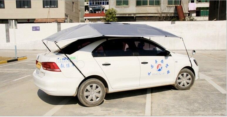 Free Shipping Car Sun Shade Awning Sun Shelter Tent Car