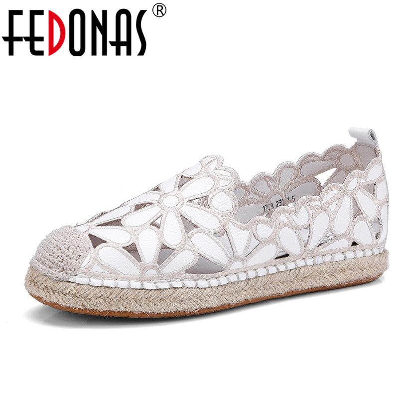 FEDONAS New 2018 Women Flats Shoes Slip On Women Comfort Shoes Woman Moccasins Spring Summer Soft Casual Shoes Woman 2017 new summer zapato women breathable mesh zapatillas shoes for women network soft casual shoes wild flats casual shoes