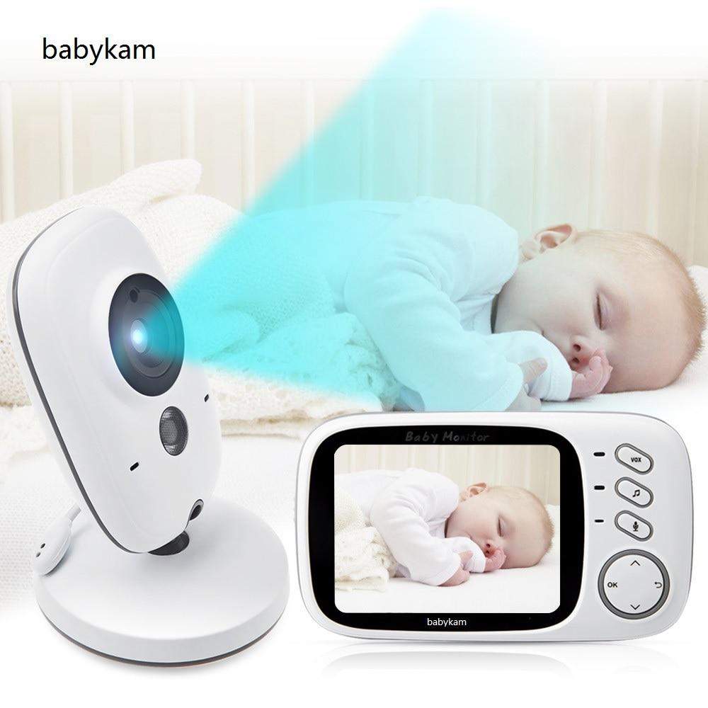 Babykam Baby Monitor baba electronics baby monitors with 3
