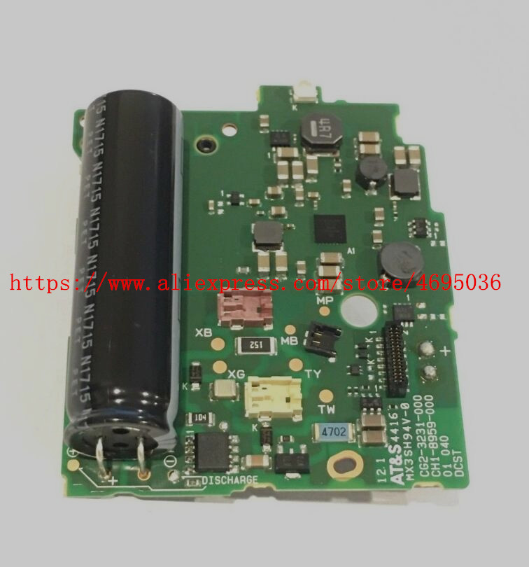 Nouvel appareil photo DSLR original pour Canon 650D pour EOS rebelle T4i pour EOS Kiss X6i-2 pièces de réparation de carte d'alimentation
