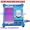 64 Bit hard disk test stand support hard disk write change the underlying code SN For iPhone 5S 6 6P for ipad nand flash program