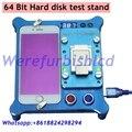 Prueba de disco duro de soporte de 64 Bits disco duro escribir cambiar el SN código subyacente Para el iphone 5S 6 6 P para ipad nand flash programa