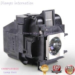 Image 3 - EX3220 EX5220 EX5230 EB 945 EB 955W EB 965 EB 98 EB S17 EB S18 EB SXW03 العارض مصباح V13H010L78 ELP78 لإبسون الكشافات