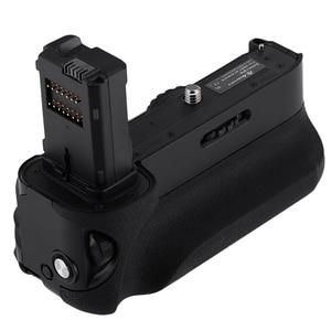 Image 1 - Vg C1Em pil kulbu yedeği Sony Alpha A7/A7S/A7R dijital Slr fotoğraf makinesi WorkMulti güç pil paketi değiştirme