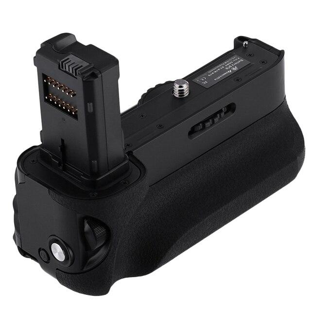 Vg C1Em substituição do aperto da bateria para sony alpha a7/a7s/a7r câmera digital slr workmulti power bateria substituição do bloco