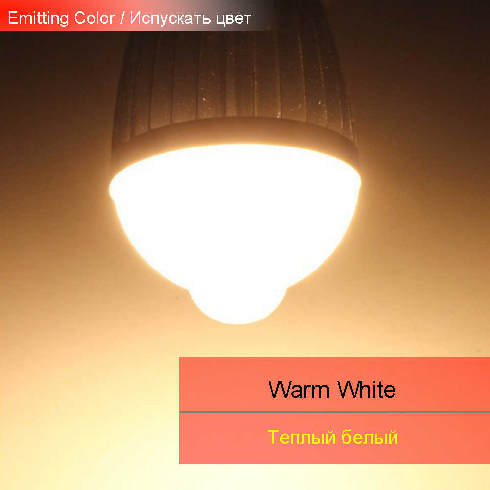 5 ワット 7 ワット PIR センサー Led 電球 E27 Led ランプライト自動 PIR 赤外線モーション検出 85 -265 12v ホワイトウォームホワイト 5730 チップ JQ