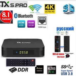 TX5 MAX PRO DDR4 4GB RAM 32GB