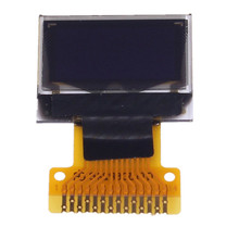 Белый 0.49 дюймов OLED Дисплей модуль 64×32 0.49 «Экран IIC для Arduino AVR STM32