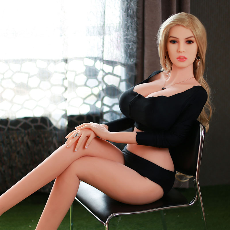 170cm Real Silicone <font><b>Sex</b></font> <font><b>Dolls</b></font> Robot Full Oral Europe Love <font><b>Doll</b></font> Realistic Adult <font><b>Dolls</b></font> for Men Toy Big Breast Sexy Mini Vagina image