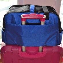 Traveling Pet Cat Carrier Shoulder Rod Bag Oxford Portable Outdoor Backpack Mesh Pet Carrier Bag Dog House Dog Kennel