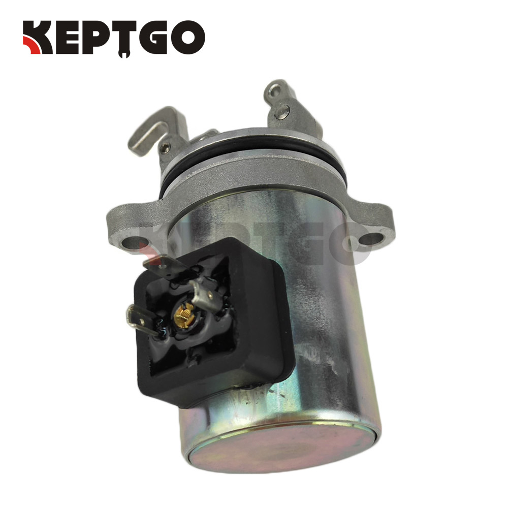 US $80 0 |12V Stop Solenoid Valve 0417 0534R Fit For Deutz BF4M1011F Bobcat  Skid Steer Loader 04170534R-in Generator Parts & Accessories from Home