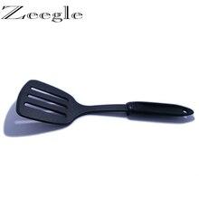 Zeegle шлицевая Тернер кухонные инструменты для приготовления пищи лопатка жареная Лопата яйцо рыба сковорода Turners Совок кухонная утварь