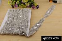2014 Fashion Rhinestone Trim Strass Heat Transfer Design Rhinestone Wedding Belt Wedding Sash Crystal Rhinestones For