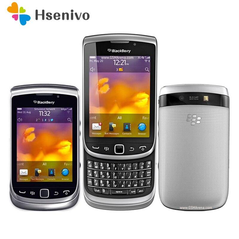 Фото. 9810 Оригинальный BlackBerry Torch 9810 мобильный телефон BlackBerry 9810 смартфон разблокирована 3g