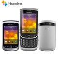 9810 Оригинальный BlackBerry фонарь 9810 мобильный телефон BlackBerry 9810 смартфон разблокированный 3G Wifi Bluetooth GPS 8 Гб мобильный телефон для хранения
