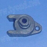 HP DesignJet 200 220 2000CP 2500CP 2800CP 3000CP 3500CP 3800CP Pinch arm cam C3180 40020 used