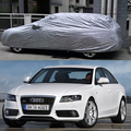 1Pcs Full Vehicle Outdoor Protection Cover Car Sun Dust Sun Shade Cover for Audi A4