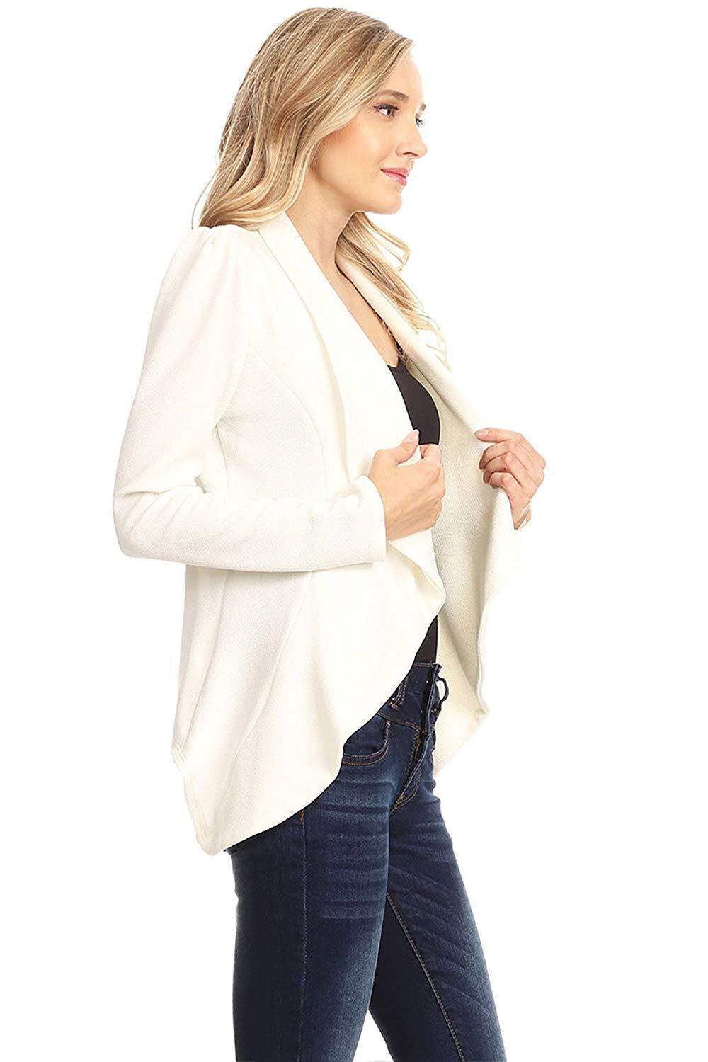 Mr.Nut Fashion Temperament Irregular Small Suit Casual Female Blazer Solid Office Lady Women Blazers And Jackets
