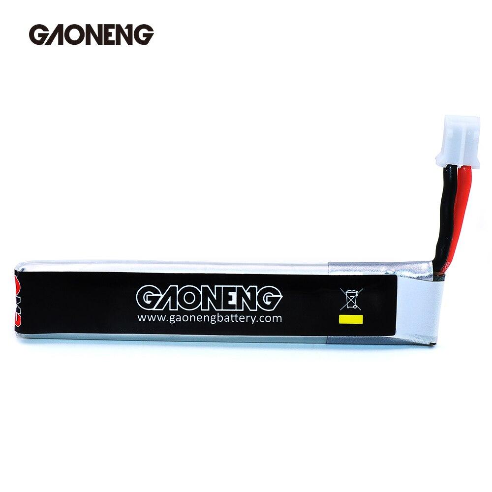 Image 3 - 5PCS GAONENG GNB 1S 300mAh 3.8V 30C/60C LiHV Lipo battery PH2.0 Plug for UK65 US65 Happymodel Mobula7Snapper BetaFPV 65S DroneParts & Accessories   -
