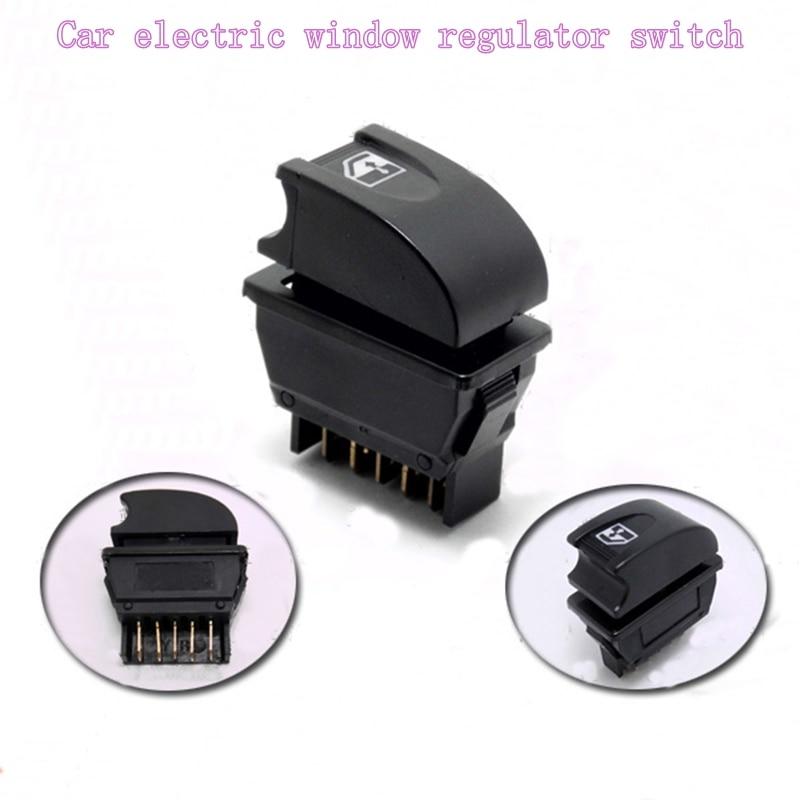 1pcs Car Electric Vehicle Universal Modified Glass Lifter Power Window Switch Lift Control Switch Button каталог интерскол