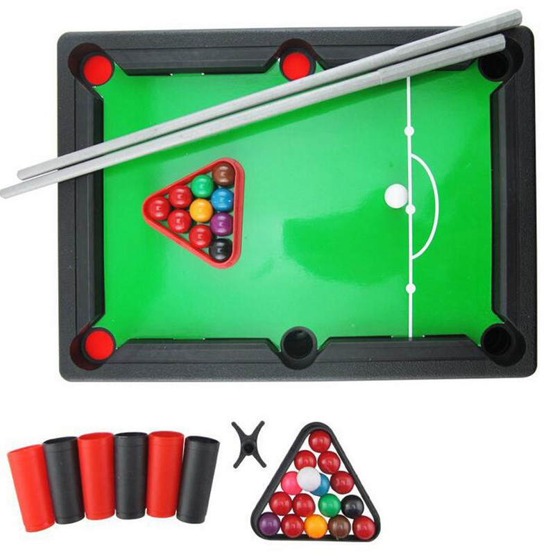 New Outdoor&indoor Portable Mini-pool Table Billiards Toys Competitive Interactive Children's Educational Toys