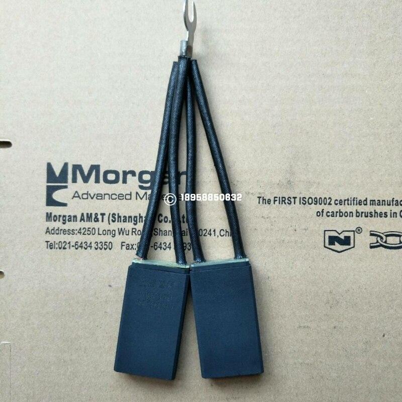 Морган угольные щетки D374NBCH33N щетка с двигателем переменного тока 12,516202532405060