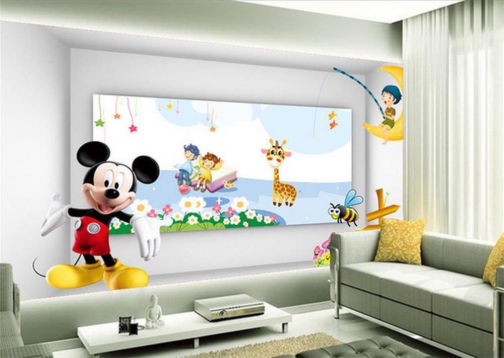 3d room wallpaper custom hd photo murals mitch giraffe bee for 3d room wallpaper hd