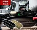 Universial Caso Lacuna Assento de Carro Assento de Carro de Plástico ABS Recipiente Luva Para VOLVO XC60 XC90 V40 S60 Car styling