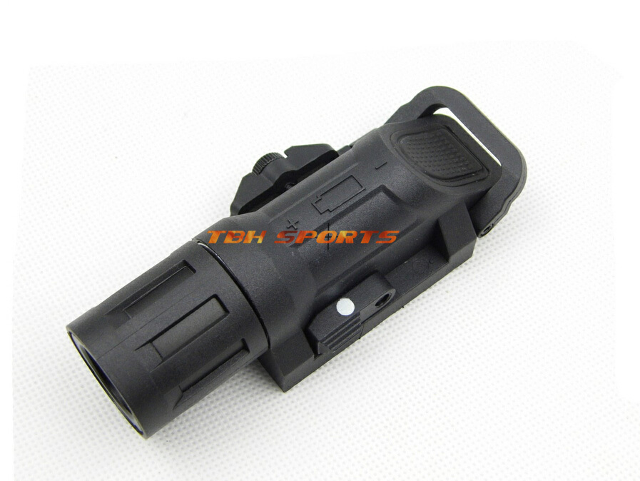 Night Evolution NE04019 INFORCE WML Multifunction Tactical Weapon Light Free shipping SKU12040018