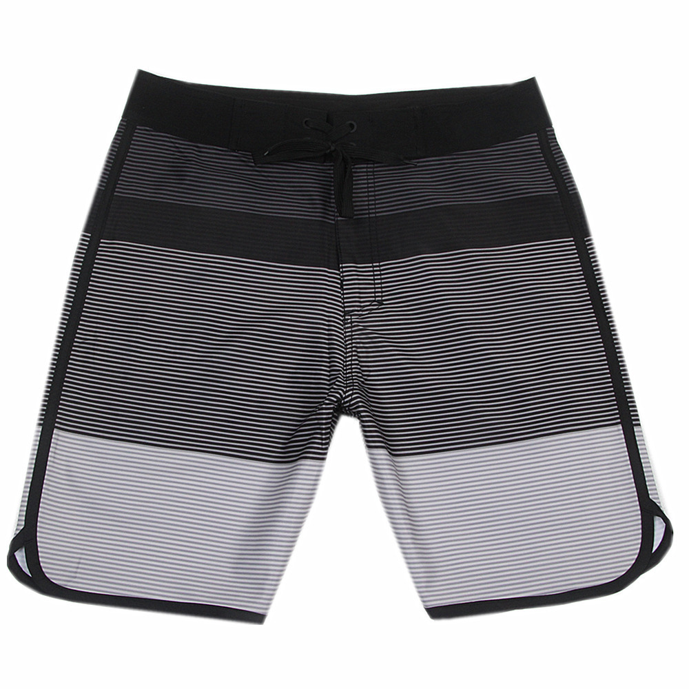 New Striped Waterproof phantom boardshorts spandex Summer   Shorts   Men   Board     Shorts   Swimwear Men Beach   Shorts   Men Bermuda   Short