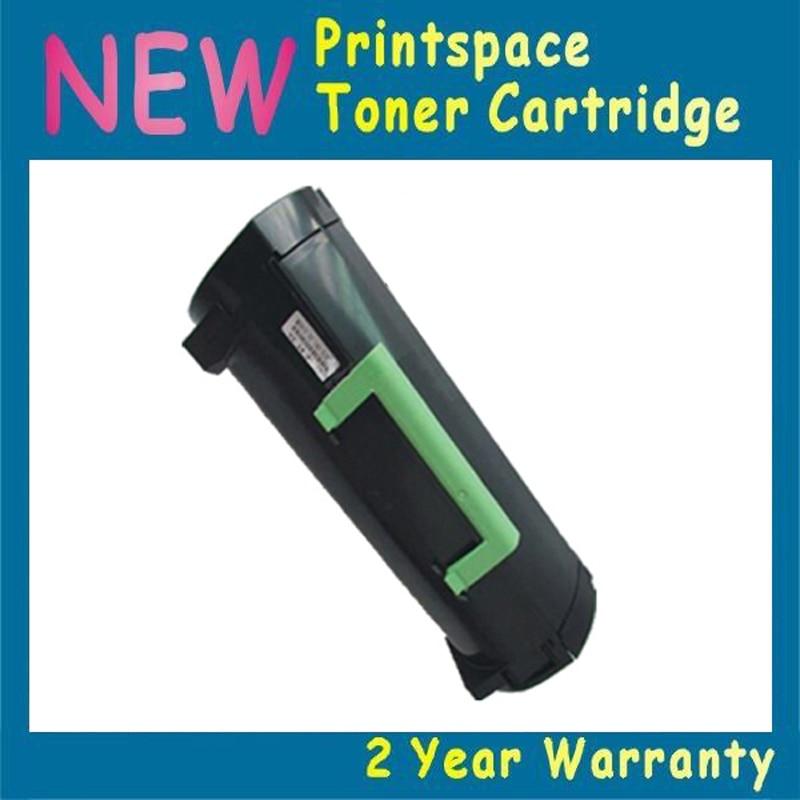 ФОТО 1x NON-OEM High Capacity Toner Cartridge Compatible With Dell B2360,B2360d,B2360dn B3460,B3460dn,B3460dnf (8500 pages)