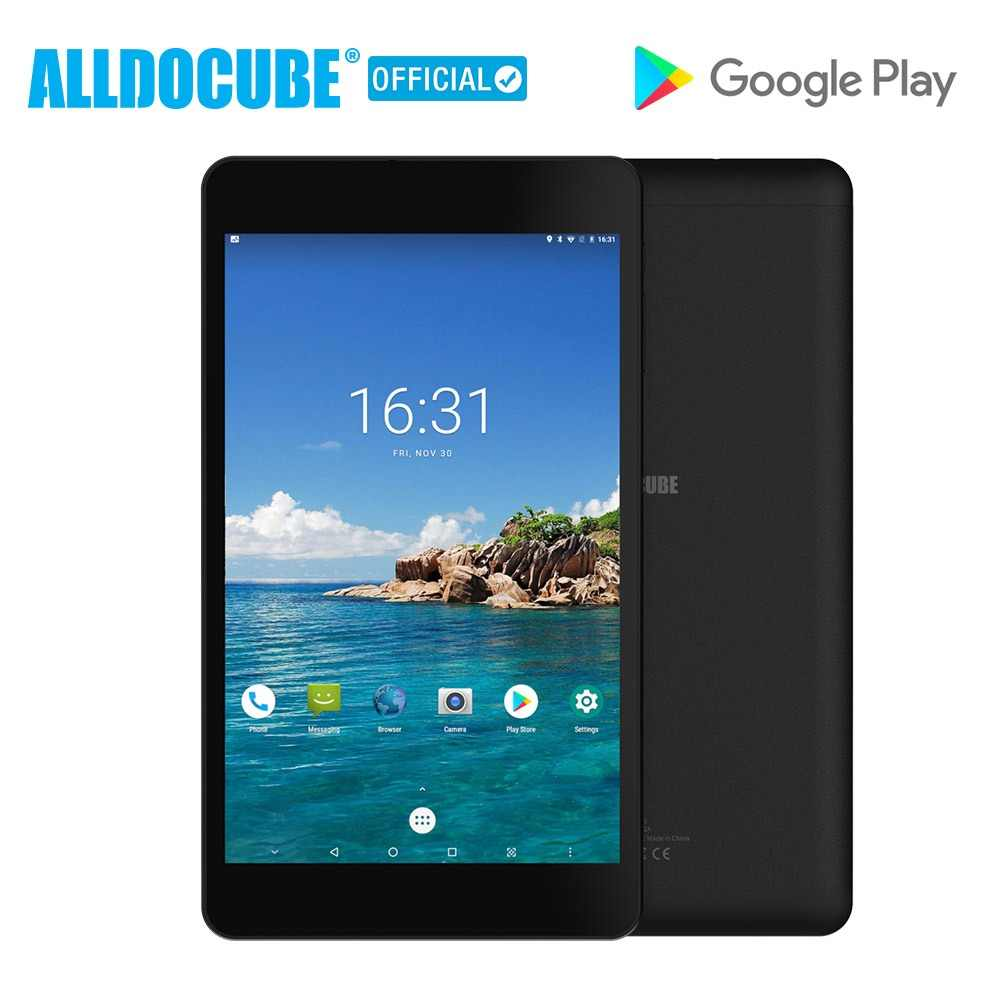 ALLDOCUBE M8 Android Tablet PC 8 inch 4G Phone Call  1920*1200  3GB RAM 32GB ROM  MT6797X Helio X27 Deca Core Dual SIM GPS OTG