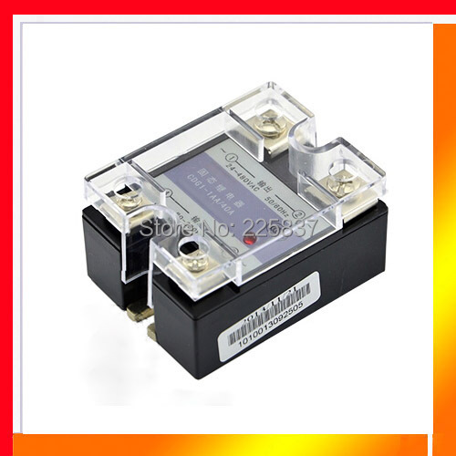 Free shipping (2pcs/Lot) SSR-25AA 25A single phase rele estado solido 70-280vAC to 24-480vAC AC-AC solid state relay, ssr, relay new and original sa34080d sa3 4080d gold solid state relay ssr 480vac 80a