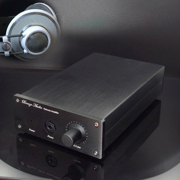 DIYERZONE Finished FET Class A Headphone Amplifier Base on Audio  HA5000 L11-17