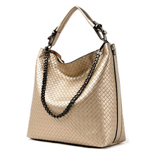 New Design Of Luxury PU Leather Women's Handbag
