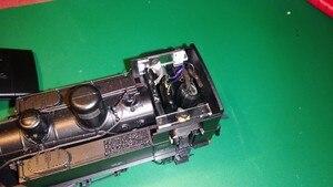 Image 4 - 모델 트레인 860012/LaisDcc 브랜드/PanGu 시리즈 용 6 와이어 nem651이있는 DCC LOCO 디코더
