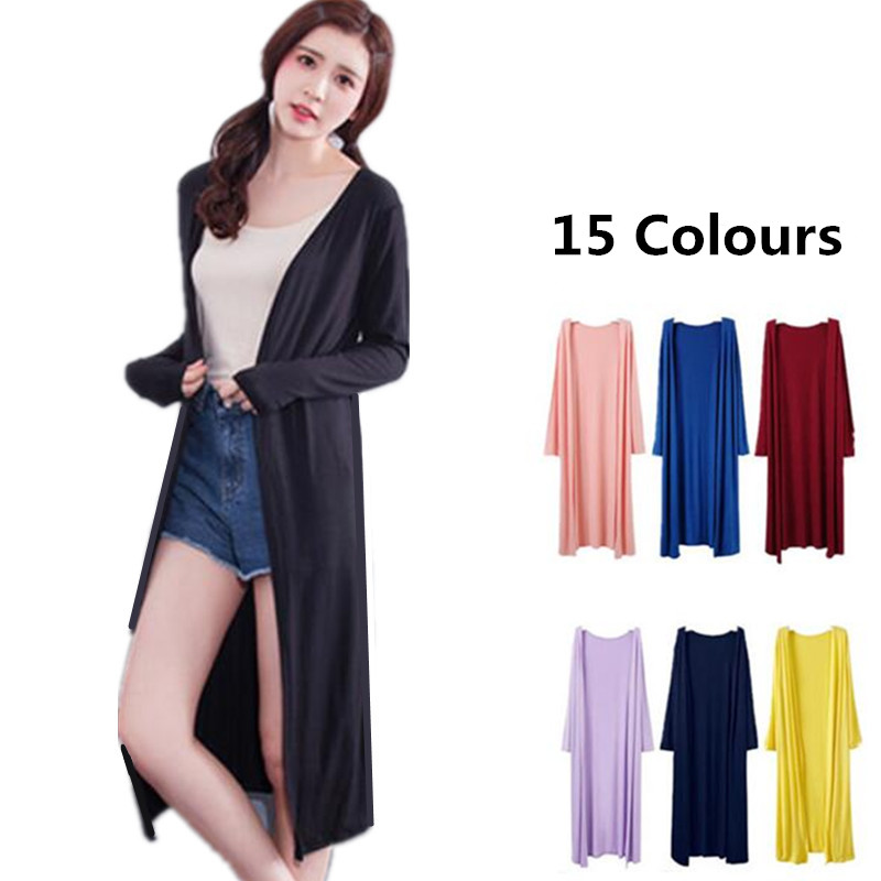 Buy long cardigan red and get free shipping on AliExpress.com