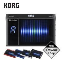 Korg GA Custom Chromatic Guitar/Bass Tuner with 3D Visual Meter Display