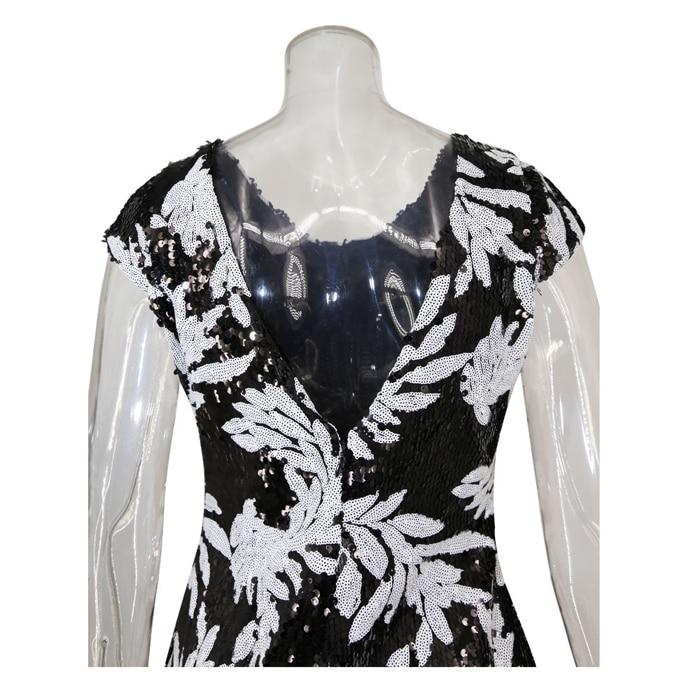 Great Gatsby Flapper Dress Sequins 12